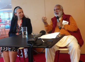 Mindfulness is here and now: Sw. Anand Arun, News by nepalnews.com