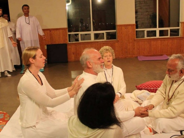 Glimpses of Meditation Camp at Zorba Studio, Dallas 29-31 Jan 2016