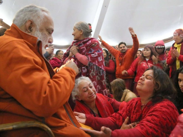 19th Jan 2016, Osho Mahaparinirvana Day Celebration at Tapoban