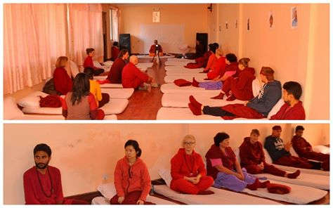 2-22 Nov 2015, 21 Days Mystic Rose Therapy at Tapoban