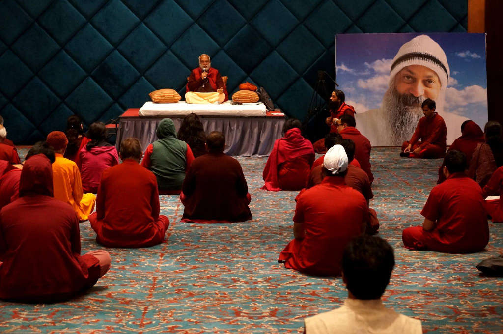 18-20 Dec 2015, 3 Days Meditation Camp in Kolkata, India