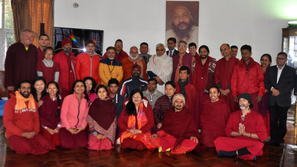 Glimpses of Meditation Camp Daytona Beach, Florida 4-7 Feb 2016